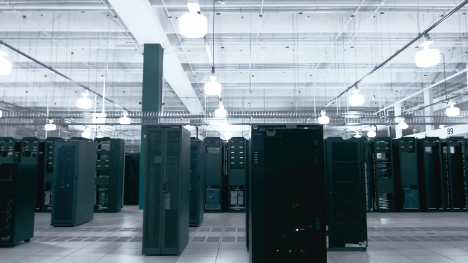 Video about VIsa data centers